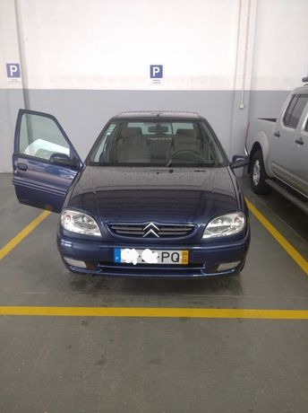 117mil km Citroen Saxo 1.1 exclusive