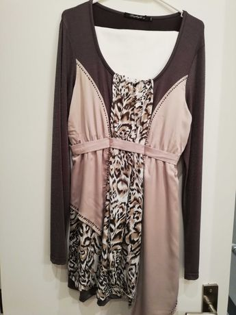 Camisola túnica de mulher