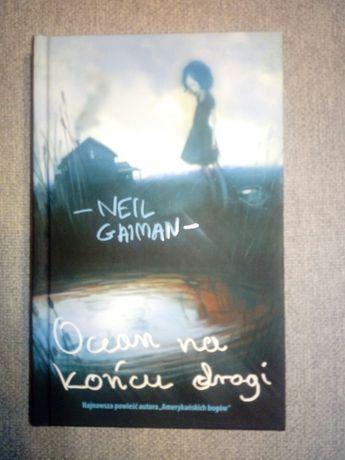 Neil Gaiman Ocean na końcu drogi.