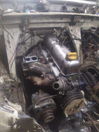 Двигатель Волга 402-й 07217296342
