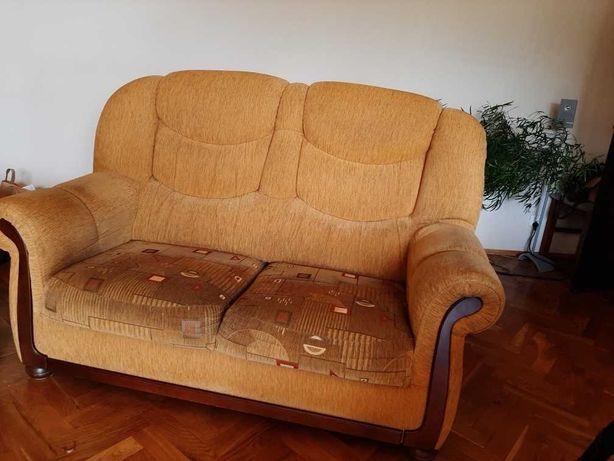 Mała sofa, fotel, kanapa w bardzo dobrym stanie