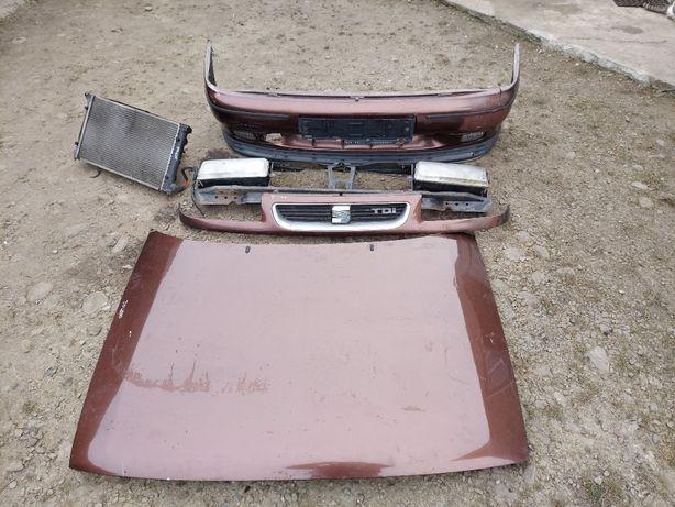 Капот Фара Решітка Панель Бампер Сеат Толедо / Seat Toledo розборка