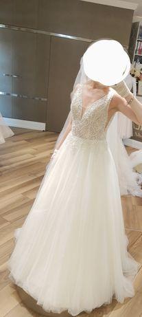 Nowa suknia ślubna Justin Alexander 88129