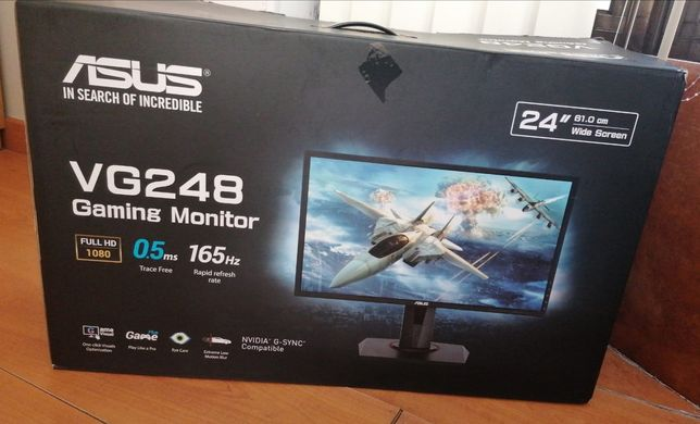 Vendo Monitor Gamer Asus