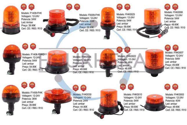 Rotativos Pirilampos ECE R65 R10