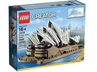 Lego 10234 Sydney Opera