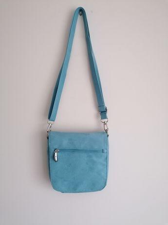 Bezpieczna torebka antykradzieżowa Travelon saszetka listonoszka