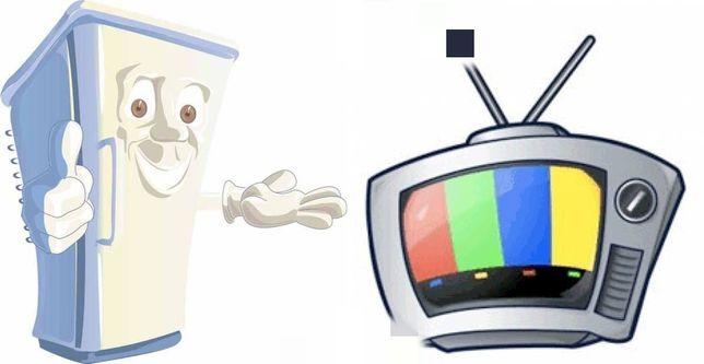 Ремонт холодильников, телевизоров