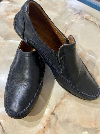 Туфли для мальчика, 36р. кожа