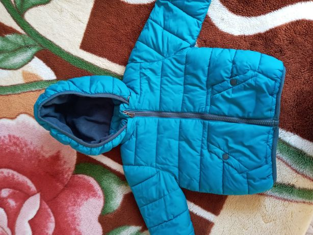 Курточка Zara baby boy