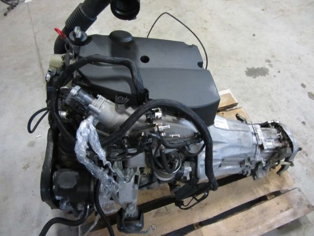 Двигун мотор двигатель 2.2 Cdi OM 646 Mercedes Sprinter 906 Спринтер