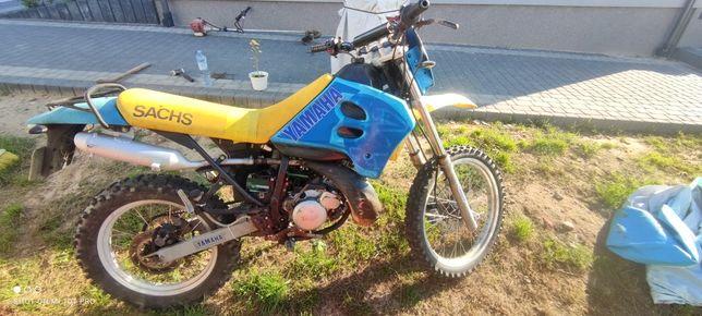 Yamaha dt 125 cc