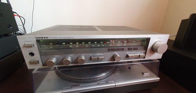 Amplificador onkyo oldschool