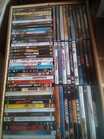 DVDs Originais Coleção
