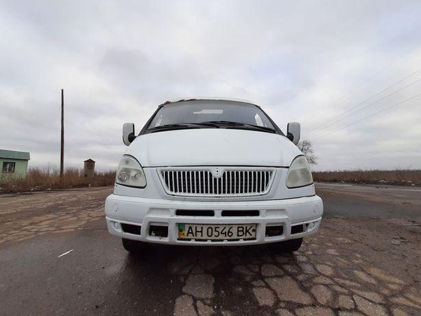 Газ 33023 Газель Дуэт Дублькабина