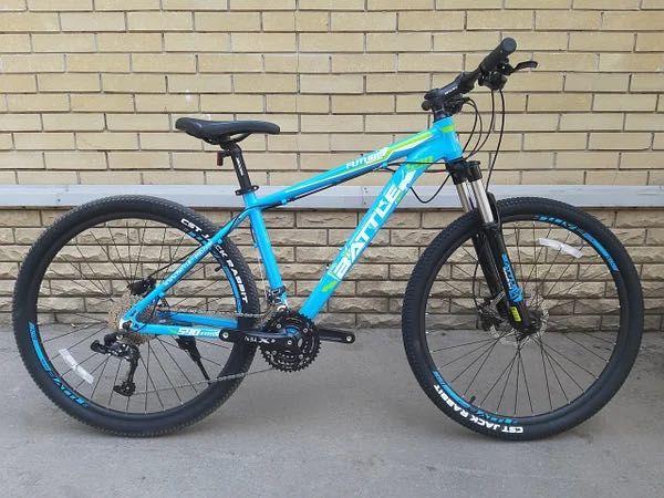 Новый Велосипед горный Battle Future 590 27.5'' рама 17''