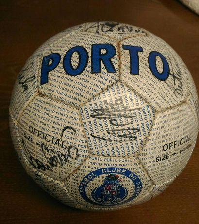 Bola Futebol Clube do Porto.(autografada)
