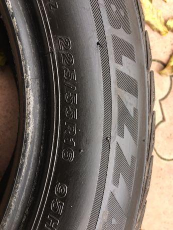 Bridgestone Blizzak (зима)225/55/16 RunFlat RFT 4шт