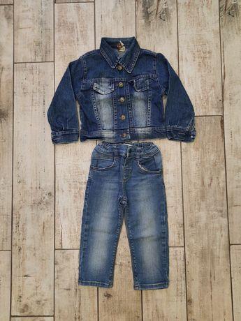 Джинсовий костюм 92-98
