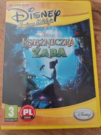 Gra PC księżniczka i żaba