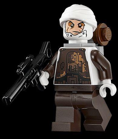 Лего звездные войны фигурка денгара lego star wars