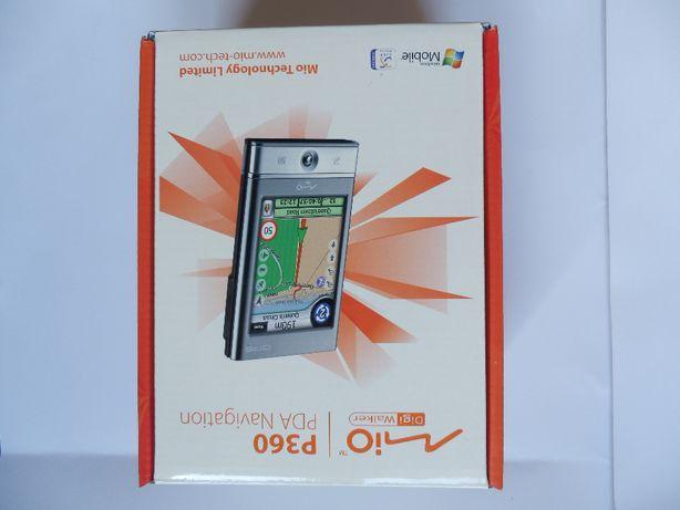 Sprzedam PDA Navigation Mio P360