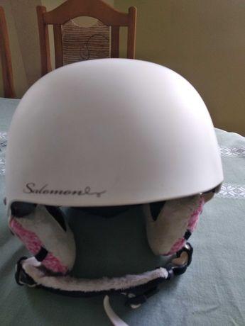 Шлем лижний шолом сани сноуборд роліки Solomon