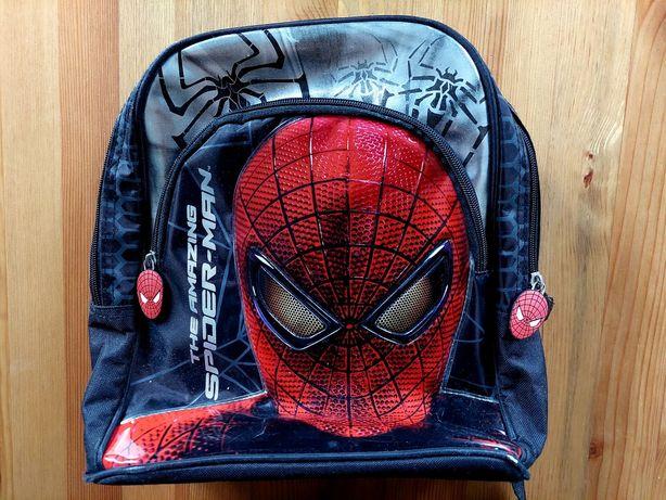 Plecaczek Spider-Man dla przedszkolaka