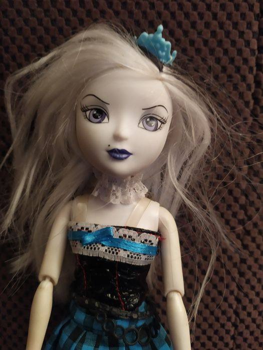 Lalka typu barbie, franky, upiorna lalka Stęszew - image 1
