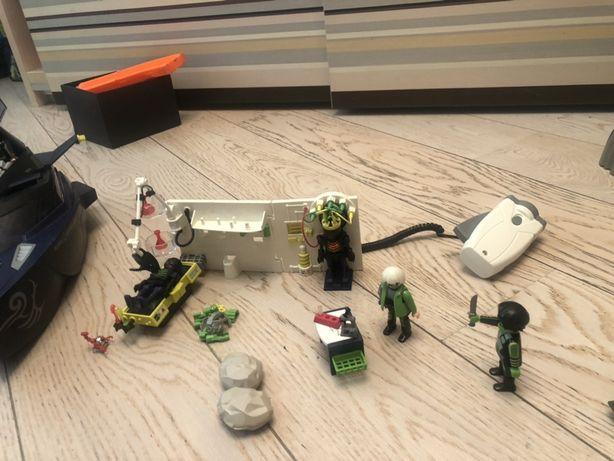 Playmobil шпионская серия