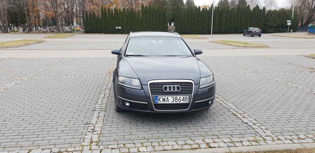 Audi a6c6 2.4benzyna