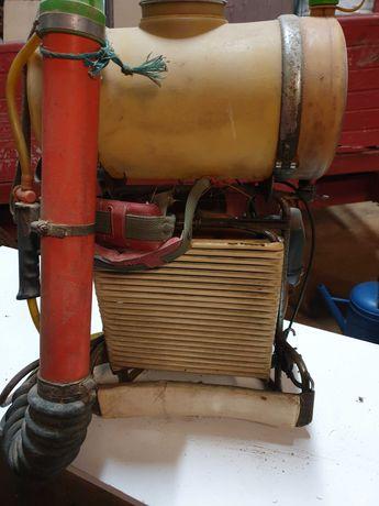 Motor de sulfatar