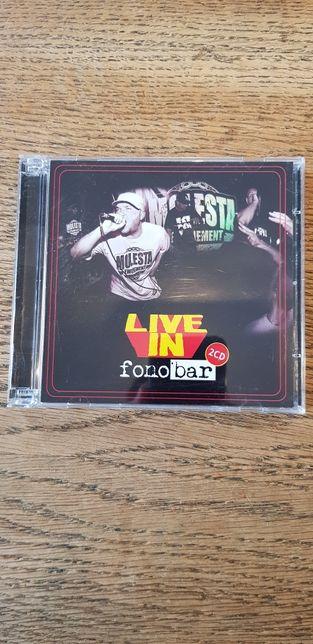 Molesta- Live in Fonobar( unikat )