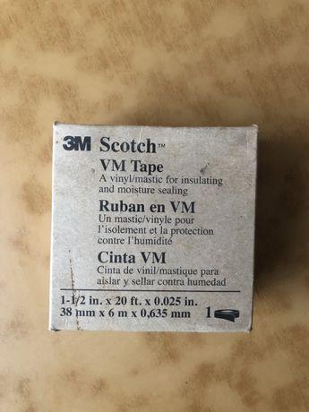 3M Scotch VM Tape, (38 мм. х 6 м х 0,635 мм)