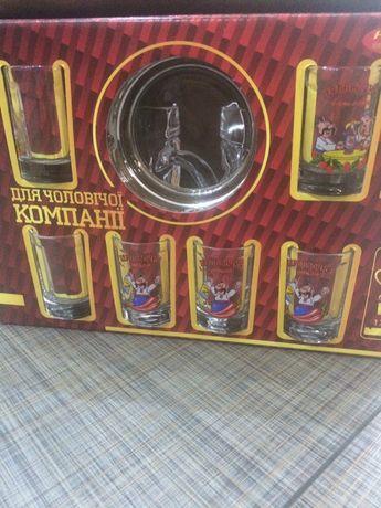 Подарочный набор для мужчин пивные кружки.