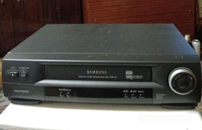 Видеомагнитофон Самсунг