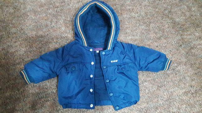 Продам фирменную демисезонную курточку Kiko