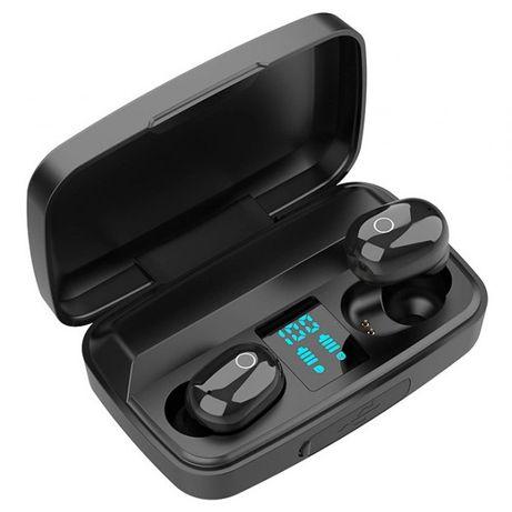 Bluetooth стерео наушники беспроводные c боксом для зарядки Air J16 TW