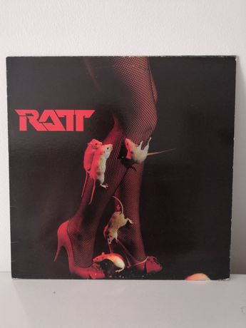 Ratt-Ratt 1LP/EX-/EX-/