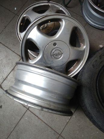 Alufelgi 15, Opel vectra