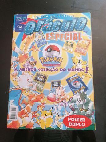 Revista Pokémon em bom estado