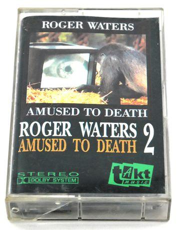 Roger Waters - Amused To Death 2 - kaseta audio