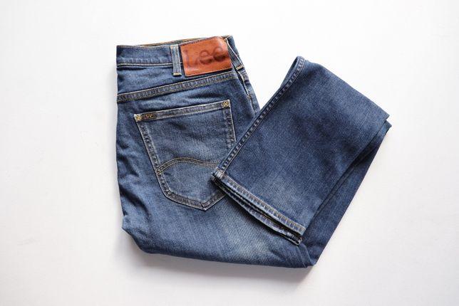 Spodnie męskie jeansy Lee Powell W31 L32. Stan idealny
