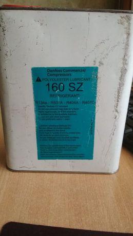 масло для компрессоров синтетическое