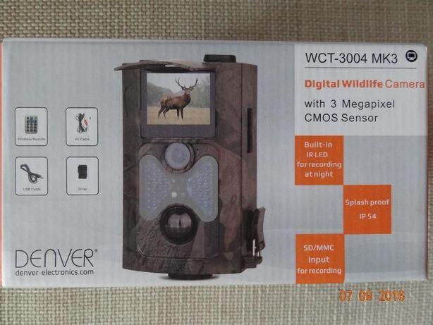 Kamera do obserwacji przyrody i nie tylko Denver WCT-3004 MK3