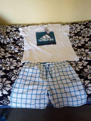 Koszulka adidas i spodeni mckenzie polecam wysyłka