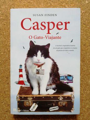 Casper: O Gato Viajante - Susan Finden