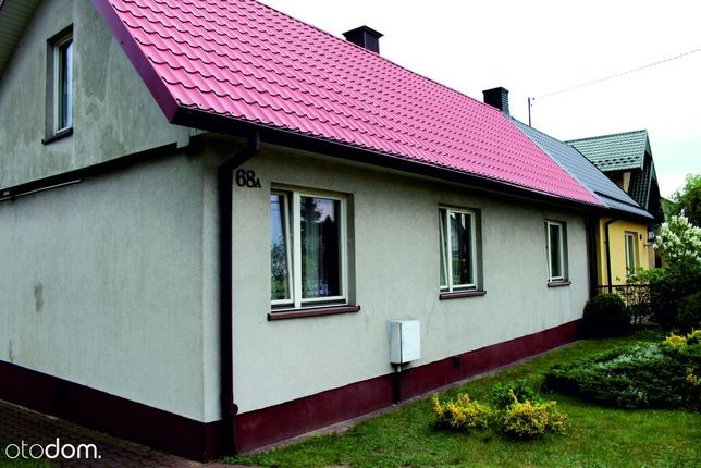 Do sprzedania dom z działką w Starachowicach