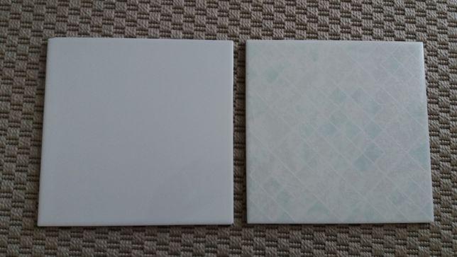 Tijoleira branca e Tijoleira decorativa