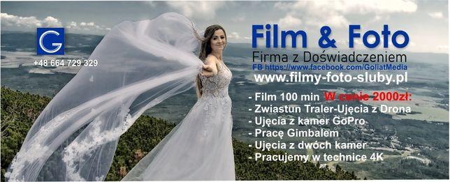 Filmowanie i Foto
